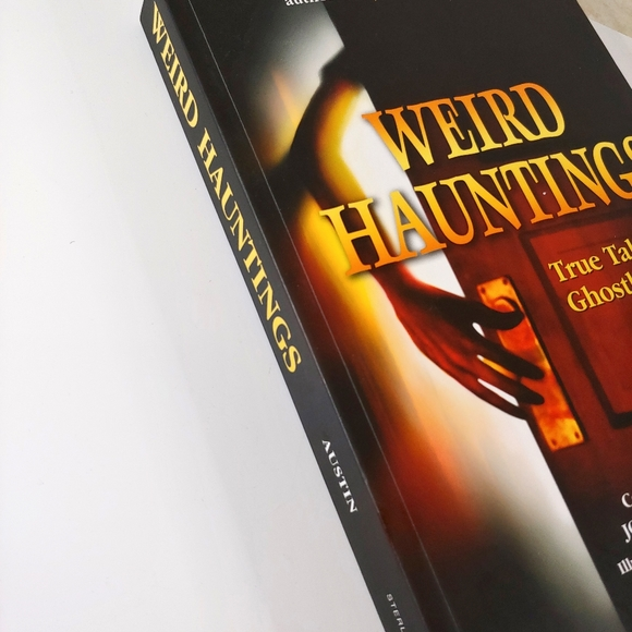 3 for $25 Weird Hauntings Book